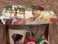 Elvis Collectible Set Brittany Farms, 18914