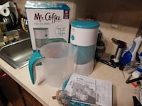 MR COFFEE ICE TEA MAKER- NEW - $15 (MONROVIA, MD 21770) Monrovia