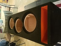 High Output Enclosures - no subwoofer included  Peyton, 80831