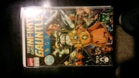 Infinite Gauntlet number one comic book Stockton