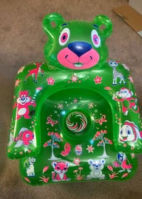 Infant sitting chair, toy, air filled .. inflatable.. nagotioble Gaithersburg, 20878