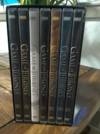 Game Of Thrones series  null