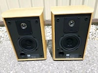 two black-and-brown speakers London, N6L 0B8