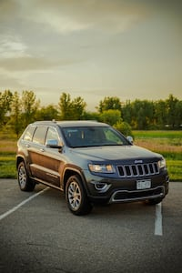 Jeep - Grand Cherokee - 2015 Brighton