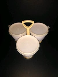 3 section condiments caddy Calgary, T2A 1L6