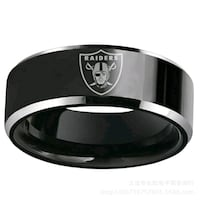 New ring raiders $8 sizes available 2346 mi