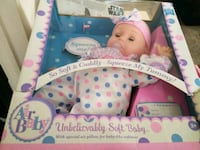 Air Baby unbelievably soft baby doll box