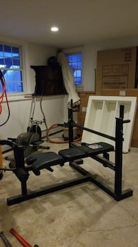 black bench press Ayer, 01432