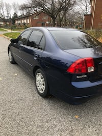 Honda - Civic - 2004 545 km