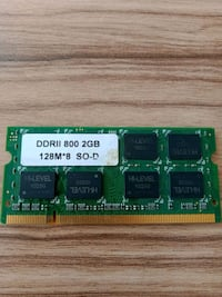 Notebook ram DDR2 800 2 Gb 23 Nisan, 16140