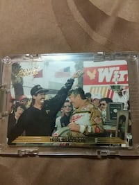 Davey Allison Action Pack trading card