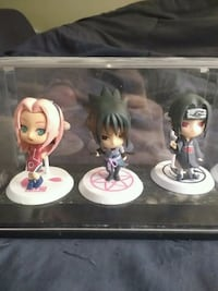 Naruto Anime Manga Figures Figurines