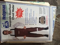 Fishing waders, size 12, never been worn McMinnville, 37110