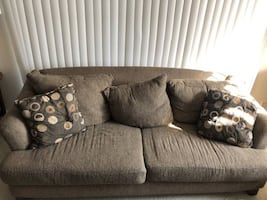 Free couch and lounge