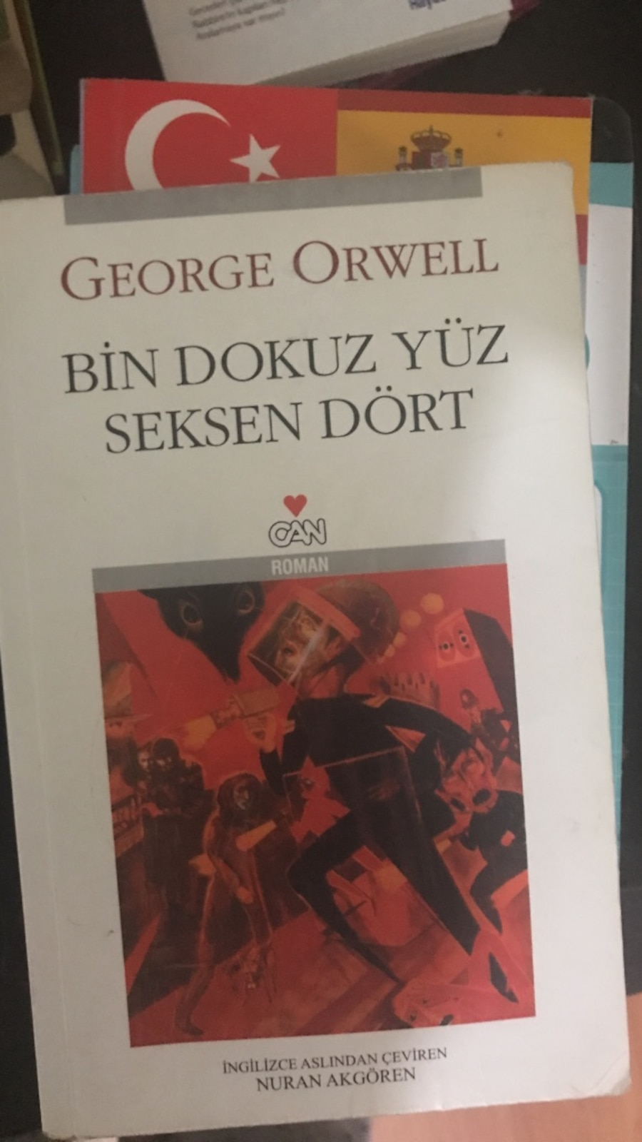 an analysis of the surveillance in 1984 by george orwell and the trial by franz kafka Find great deals on ebay for orwell 1984 shop with confidence.