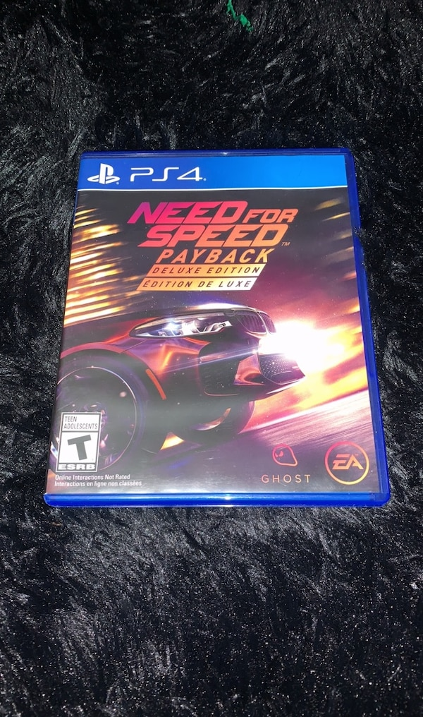 Need for speed payback  0