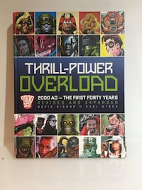 2000 AD comics guide