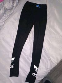 black and white adidas pants Waverley