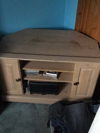 brown wooden single-drawer end table Collingwood, L9Y 0G6