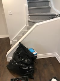 If you need new stairs let me know  Toronto, M9R 1V6