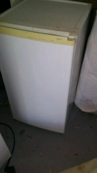 white and beige compact refrigerator Norcross, 30093