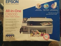 All in 1 cx 6000 printer/copier/ scanner Bloomington, 61701