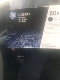 HP 80X High Yield Black Original LaserJet Toner Ca Laurel, 20708
