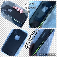 I Phone x life proof case Anchorage, 99503