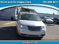 2008 Chrysler Town & Country Limited LAS VEGAS