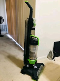 black and green Bissell upright vacuum cleaner Gaithersburg, 20878