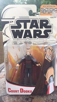 Star Wars Clone Wars Count Dooku Gambrills, 21054