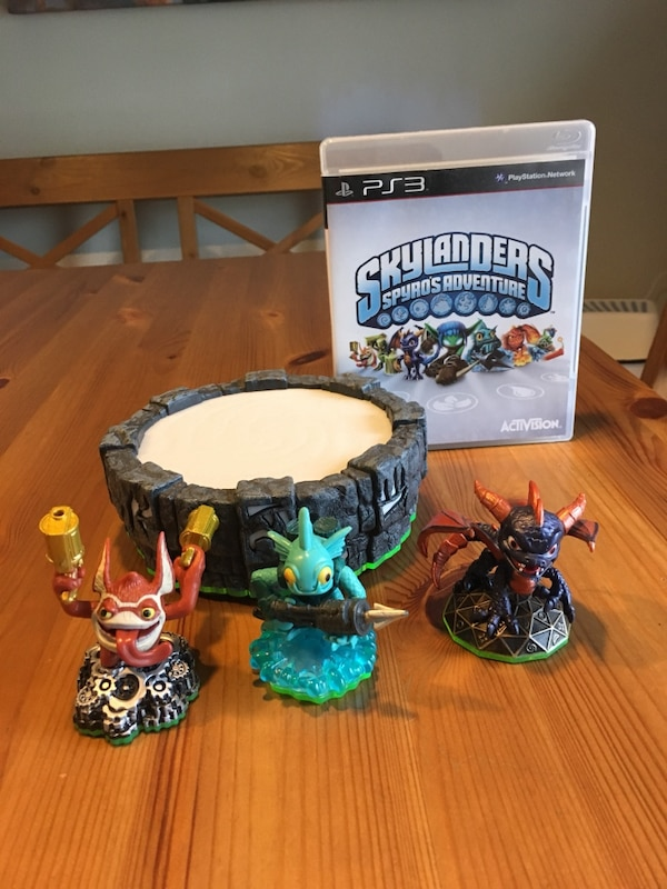 Skylanders Spyro's Adventure- PS3