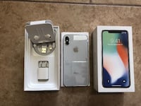 Newest Apple iPhone X 256Gb at affordable price