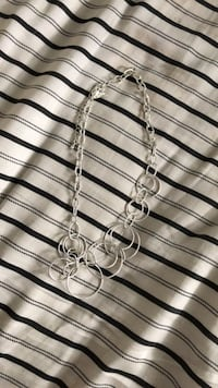 Silver Necklace Hummelstown, 17036