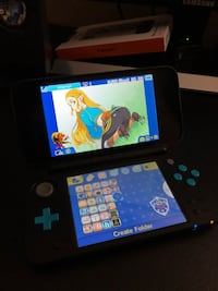 2DS with games Chino, 91710