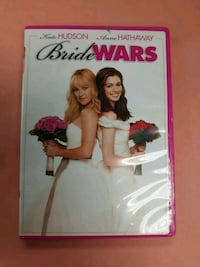 Bride Wars DVD Movie! !