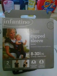 Infantino Bliss capped sleeve box
