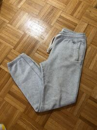 Abercrombie & Fitch Joggers Size Small 546 km