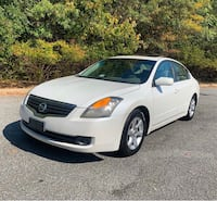 2007 Nissan Altima Washington