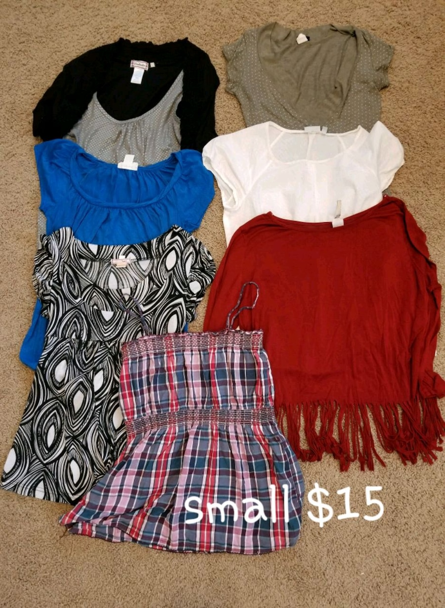 women's assorted clothes for sale  Gilbert