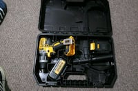 DeWalt cordless hand drill set with case Silver Spring, 20902