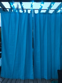 Curtain bought from Homesense 2 Panels 30 each