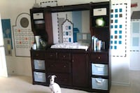 Pottery Barn changing table and crib Austin, 78746