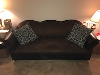 Couch , love seat and pillows Bensville, 20603