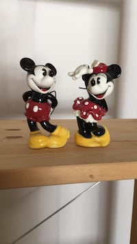 Mickey Mouse and Minnie Mouse figurines Ajax, L1Z
