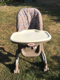 Fisher Price Highchair Mississauga, L5A 3B1