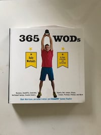 CrossFit Workout WOD Book Waldorf, 20658