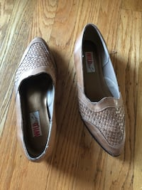 Women Brown Pointed flat shoes Oakland, 94601