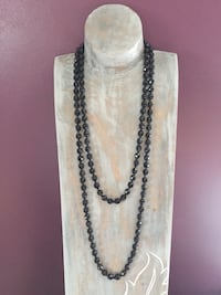 Genuine antique onyx necklace Methuen, 01844
