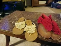 Two-part sandals 1 / new Hendersonville, 37075